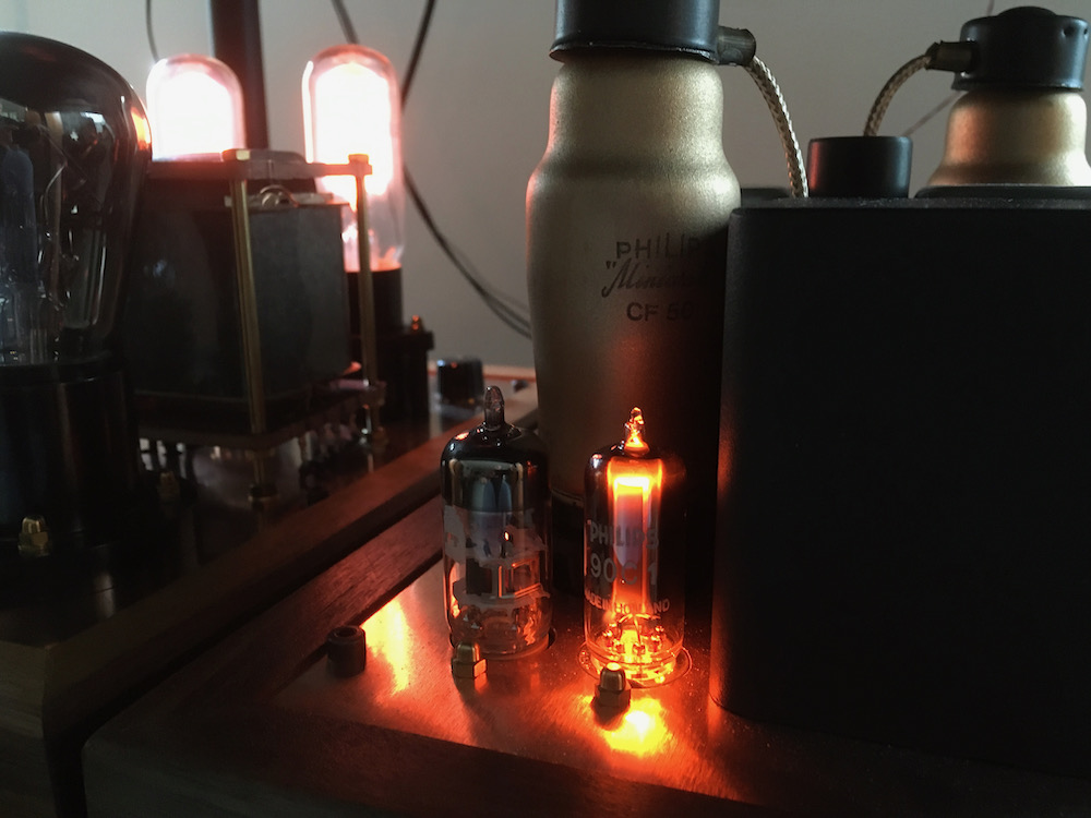 preamp and riaa-amp