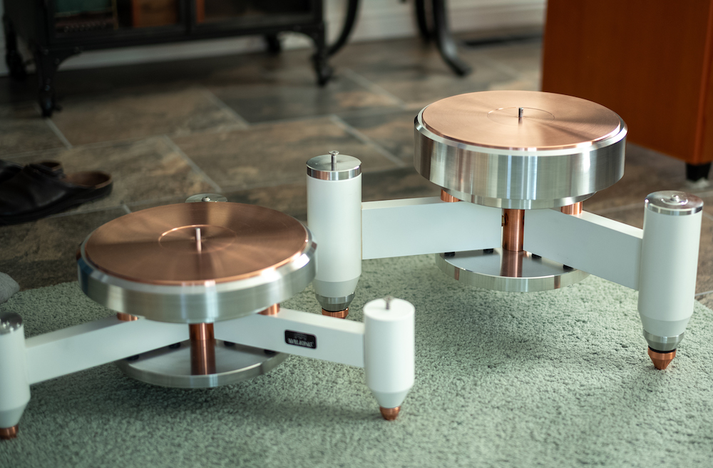 Wilking high end turntables