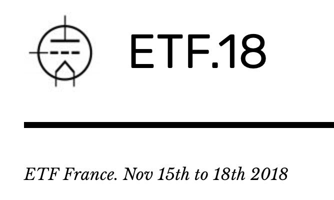 ETF 2018