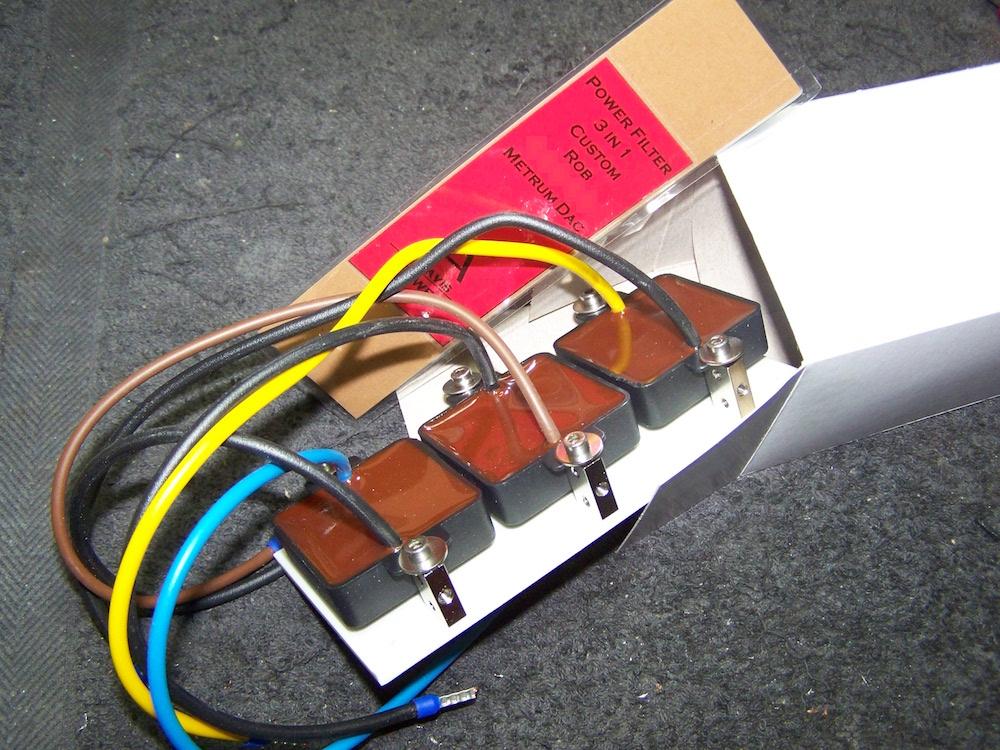 Spatium Audio netfilters