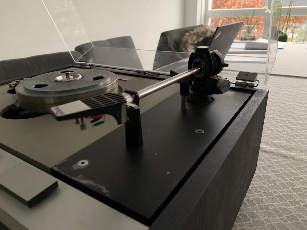 Thorens TD125 MKII for sale