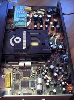 DHTRob - The Sony SCD XB-940 SACD player